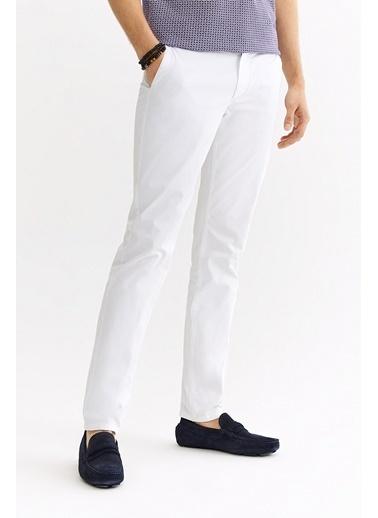 Avva Pantolon Beyaz